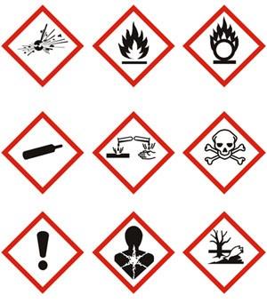 Classification déchets dangereux